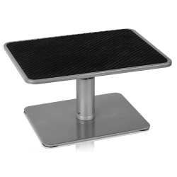 "Mount-It Stand For 11 - 15"" Laptops, 6-1/2""H x 11-3/4""W x 8-1/4""D, Silver"
