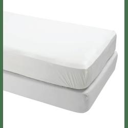 "Frostlite Mattress Covers, 36""H x 80""W x 9""D, White, Case Of 12"