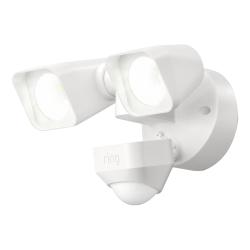 Ring Smart Lighting Wired Floodlight, White, 5W21S8-WEN0