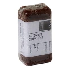 R & F Handmade Paints Encaustic Paint Cakes, 40 mL, Alizarin Crimson, Pack Of 2