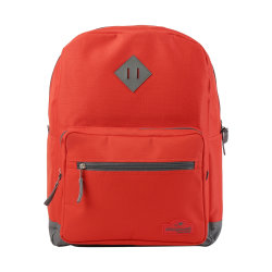 Playground Colortime Backpacks, Red, Pack Of 6 Backpacks