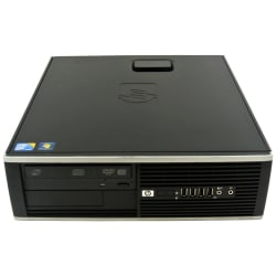HP Elite 8300 SFF Refurbished Desktop PC, Intel® Core™ i5, 8GB Memory, 2TB Hard Drive, Windows® 10 Home, RF610026