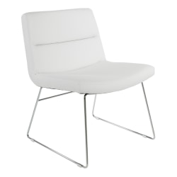 Office Star™ Thompson Chair, White