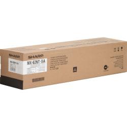 Sharp MX62NTBA Original Toner Cartridge - Laser - High Yield - 65000 Pages - Black - 1 Each