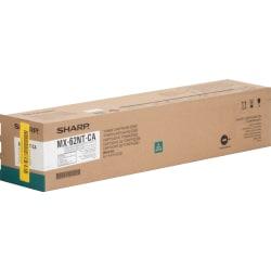 Sharp MX62NTCA Original Toner Cartridge - Laser - High Yield - 40000 Pages - Cyan - 1 Each