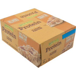 NATURE VALLEY Salted Caramel Nut Protein Bars - Gluten-free, Individually Wrapped - Salted Caramel - 1.42 oz - 16 / Box