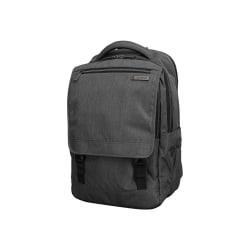 Samsonite Modern Utility Laptop Backpack, Charcoal, Charcoal Heather