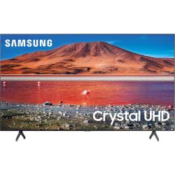 "Samsung 7000 UN58TU7000F 57.5"" Smart LED-LCD TV - 4K UHDTV - Titan Gray - LED Backlight - Alexa, Google Assistant Supported - TV Plus - Tizen - Dolby"