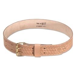 Large Waist Belt; Heavy-Duty Embossed Tool Waist Belt, Large