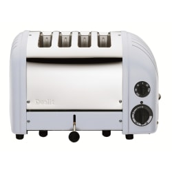 Dualit® New Gen 4-Slice Extra-Wide-Slot Toaster, Glacier Blue