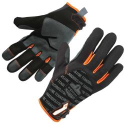 Ergodyne ProFlex 810 Reinforced Utility Gloves, Small, Black
