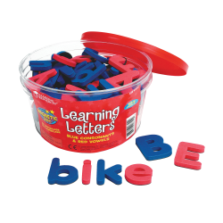 Learning Resources Magnetic Learning Letters, Age 3 And Up