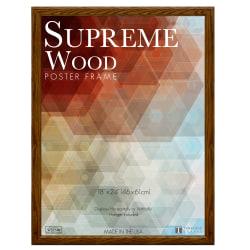 "Timeless Frames® Supreme Picture Frame, 18"" x 24"", Honey"