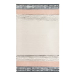 Anji Mountain Sultana Textured Rug, 8' x 10', Multicolor