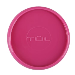 """TUL® Discbound Notebook Expansion Discs, 1"""", Pink, Pack Of 12 Discs"""
