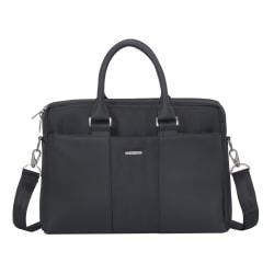 "RIVACASE 8121 Narita Business Bag With 14"" Laptop Pocket, Black"