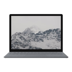 "Microsoft Surface Laptop - Core i7 7660U / 2.5 GHz - Windows 10 in S mode - 8 GB RAM - 256 GB SSD - 13.5"" touchscreen 2256 x 1504 - Iris Plus Graphics 640 - Wi-Fi, Bluetooth - platinum - demo"