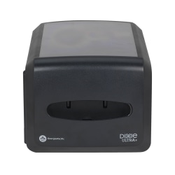 Dixie® Ultra® GP Countertop Interfold Napkin Dispenser, Black