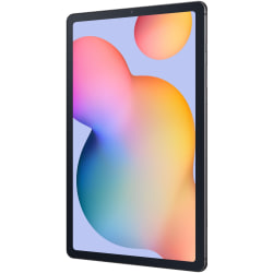 """Samsung Galaxy Tab S6 Lite SM-P610 Tablet - 10.4"""" - 4 GB RAM - 64 GB Storage - Android 10 - Oxford Gray - Samsung Exynos 9611 SoC - ARM Cortex A73 Quad-core (4 Core) 2.30 GHz microSDXC Supported - 2000 x 1200 - 5 Megapixel Front Camera"""