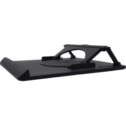 Uncaged Ergonomics Swivel Laptop Stand - Notebook stand