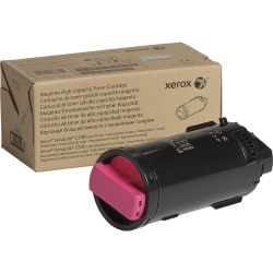 Xerox Toner Cartridge - Magenta - Laser - Extra High Yield - 5200 Pages - 1 Each