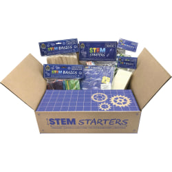 "Teacher Created Resources STEM Starters Balloon Car Kit - Project, Student, Education, Craft - 4"" x 11""13.50"" - 1 Kit - Multi"