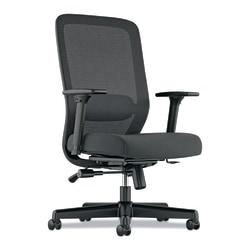 HON® Exposure Ergonomic Mesh High-Back Task Chair, Black