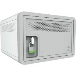 "Belkin Secure and Charge AC - 11.9"" Height x 17.5"" Width x 18.8"" Depth - Desktop - Metal"