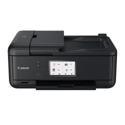 Canon PIXMA™ TR8520 Wireless Color Inkjet All-In-One Printer, Copier, Scanner, Fax, 2233C002