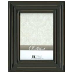 "Timeless Frames® Chateau Frame, 5"" x 7"", Black"