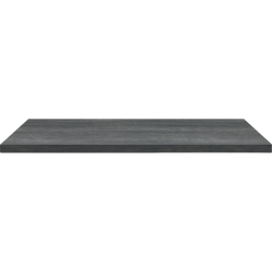"""HON® Between 42"""" Square Table Top, Gray"""