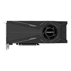 Gigabyte GeForce RTX 2080 Ti TURBO OC 11G (rev. 2.0) - OC Edition - graphics card - GF RTX 2080 Ti - 11 GB GDDR6 - PCIe 3.0 x16 - HDMI, 3 x DisplayPort, USB-C