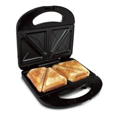 "Better Chef Sandwich Grill, 3-3/4""H x 9-1/4""W x 9""D, Black"