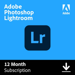 Adobe® Lightroom® CC, 1-Year Subscription, Download