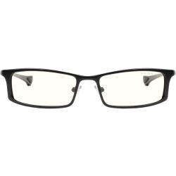 Gunnar Optiks Blue Light Blocking Reading Glasses/ Phenom 1.75x Power, Clear Tint - Onyx Frame/Clear Lens - Onyx Frame/Clear Lens