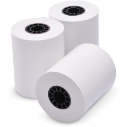 "ICONEX Thermal Thermal Paper - 2 1/4"" x 80 ft - 48 / Carton - White"