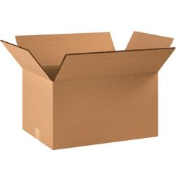 "Office Depot® Brand Double-Wall Heavy-Duty Corrugated Cartons, 28"" x 18"" x 18"", Kraft, Box Of 10"