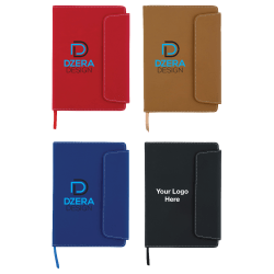 """Geneva Journal Notebook, 6"""" x 8"""", Lined, 80 Pages (40 Sheets)"""