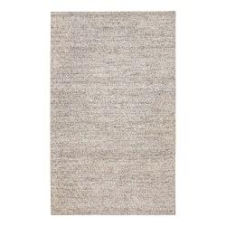 Anji Mountain Sigis Soft Jute And Wool-Alternative Rug, 5' x 8', Gray
