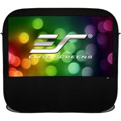 "Elite Screens Pop-up Cinema Series - 84-INCH, 16:9, Portable Spring Indoor Outdoor Camping Projector Screen, POP84H, 2-YEAR WARRANTY"""