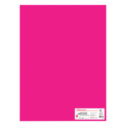 """Office Depot® Brand Poster Board, 22"""" x 28"""", Assorted Colors, Pack Of 5"""