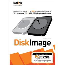 Laplink® DiskImage™, Disc