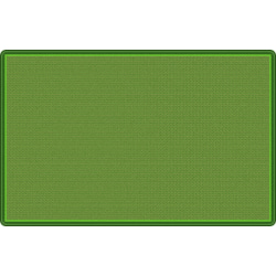 """Flagship Carpets All Over Weave Area Rug, 10' 9"""" x 13' 2"""", Green"""