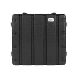 "Tripp Lite 10U ABS Server Rack Equipment Flight Case for Shipping & Transportation - External Dimensions: 20"" Width x 21.6"" Depth x 19.7"" Height - 150 lb - Latch Lock Closure - Heavy Duty - ABS Plastic - Black"