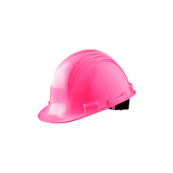 Peak Hard Hats, 4 Point, Cap, Pink