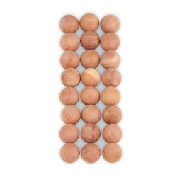 Honey-Can-Do Cedar Balls, Natural, Pack Of 120