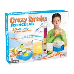 SmartLab QPG Lab For Kids, Crazy Drinks Science Lab, Grade 3 - 8