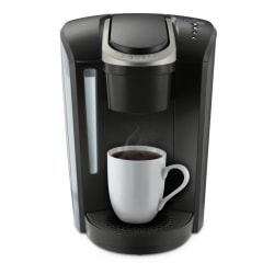 Keurig® K-Select™ K80 5-Cup Programmable Coffee Maker, Black