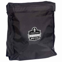 "Ergodyne Arsenal 5183 Full-Mask Respirator Bag, 10""H x 4-1/2""W x 9-1/2""D, Black"