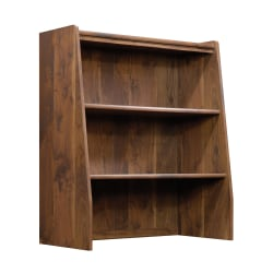 Sauder® Clifford Place Library Hutch, Grand Walnut